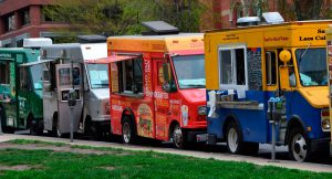 tipos food truck